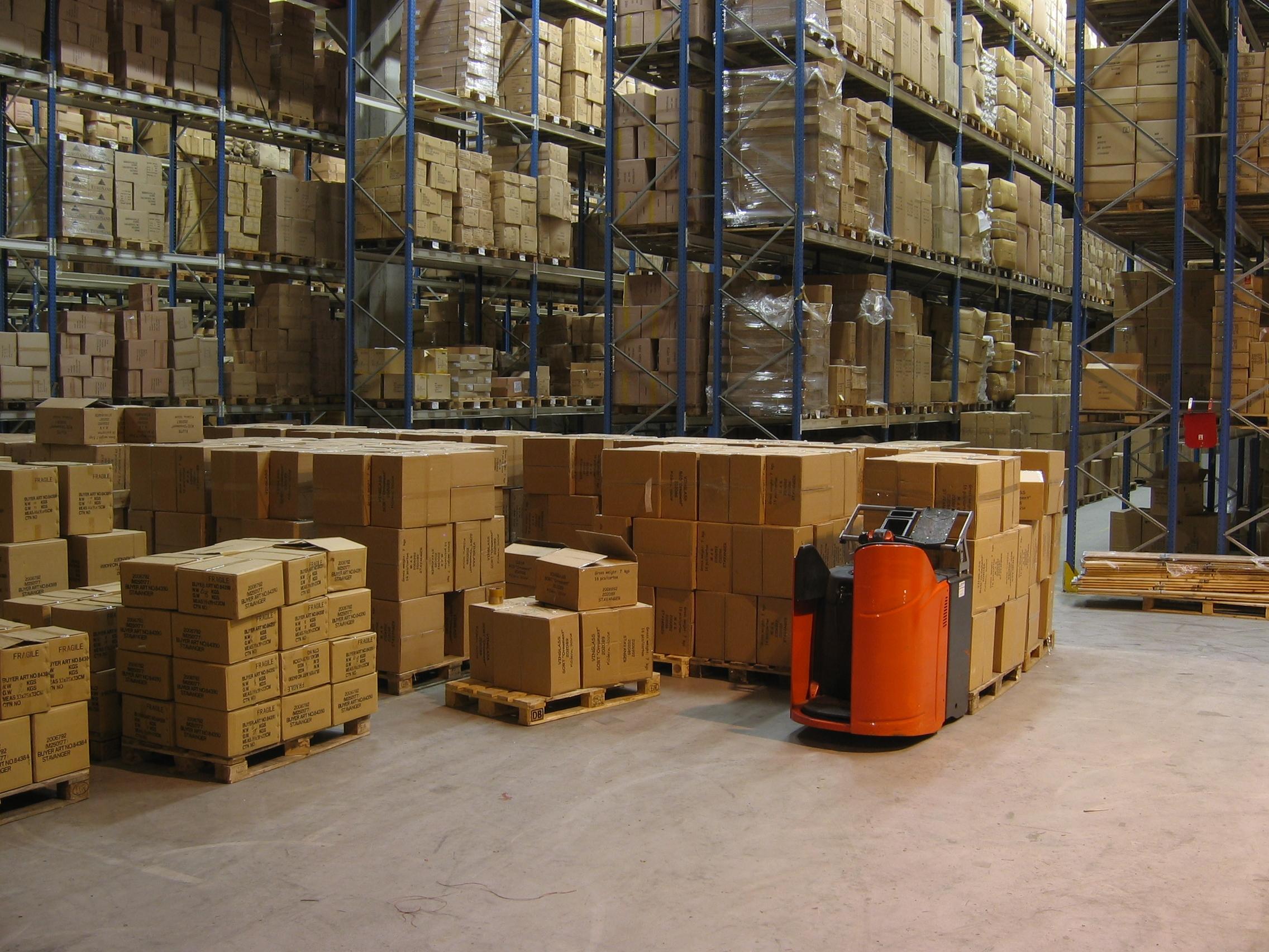 SAP Business One Warehouse Management - Leverage Technologies