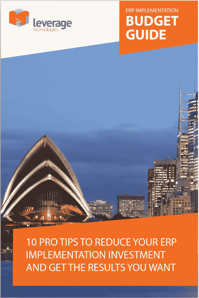 10 Pro Tips to Reduce your ERP Implementation Investment