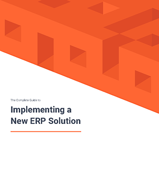 Guide to Implementing a New ERP Solution